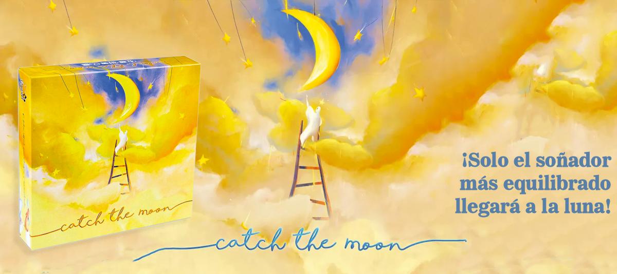 catch the moon en español